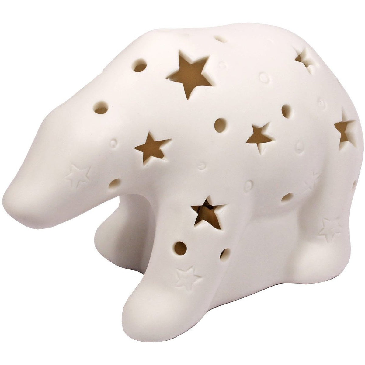 Ursa Bear Porcelain Celestial Twilight