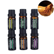 Load image into Gallery viewer, 10ml Essential Oils Organic Body Massage Relax Fragrance Oil Skin Health Care Aromatherapy Diffusers Pure Essential Oils Set - AirHalo™
