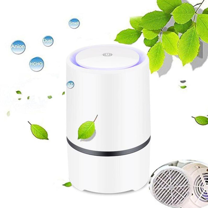 AIRHALO -  HEPA Air Purifier for Home - AirHalo™