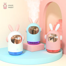 Load image into Gallery viewer, Space Bunny Humidifier 350ml  Cool Mist Maker Aroma Air Oil Diffuser - AirHalo™