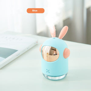 Space Bunny Humidifier 350ml  Cool Mist Maker Aroma Air Oil Diffuser - AirHalo™