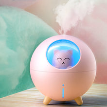 Load image into Gallery viewer, AIRHALO - Kitty Humidifier & Night Light - AirHalo™