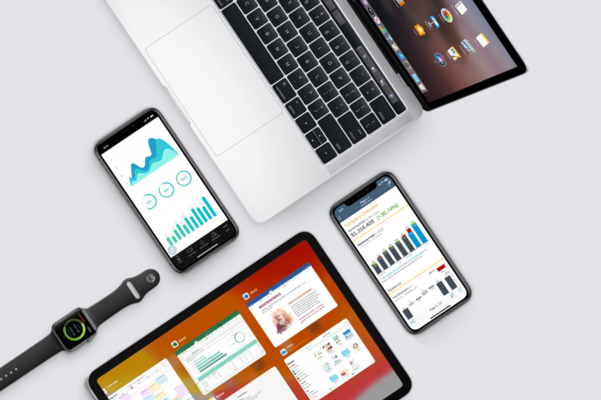 touchscreen devices