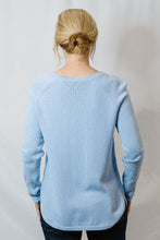 Load image into Gallery viewer, Goondiwind Crew Neck Jumper - Skyline