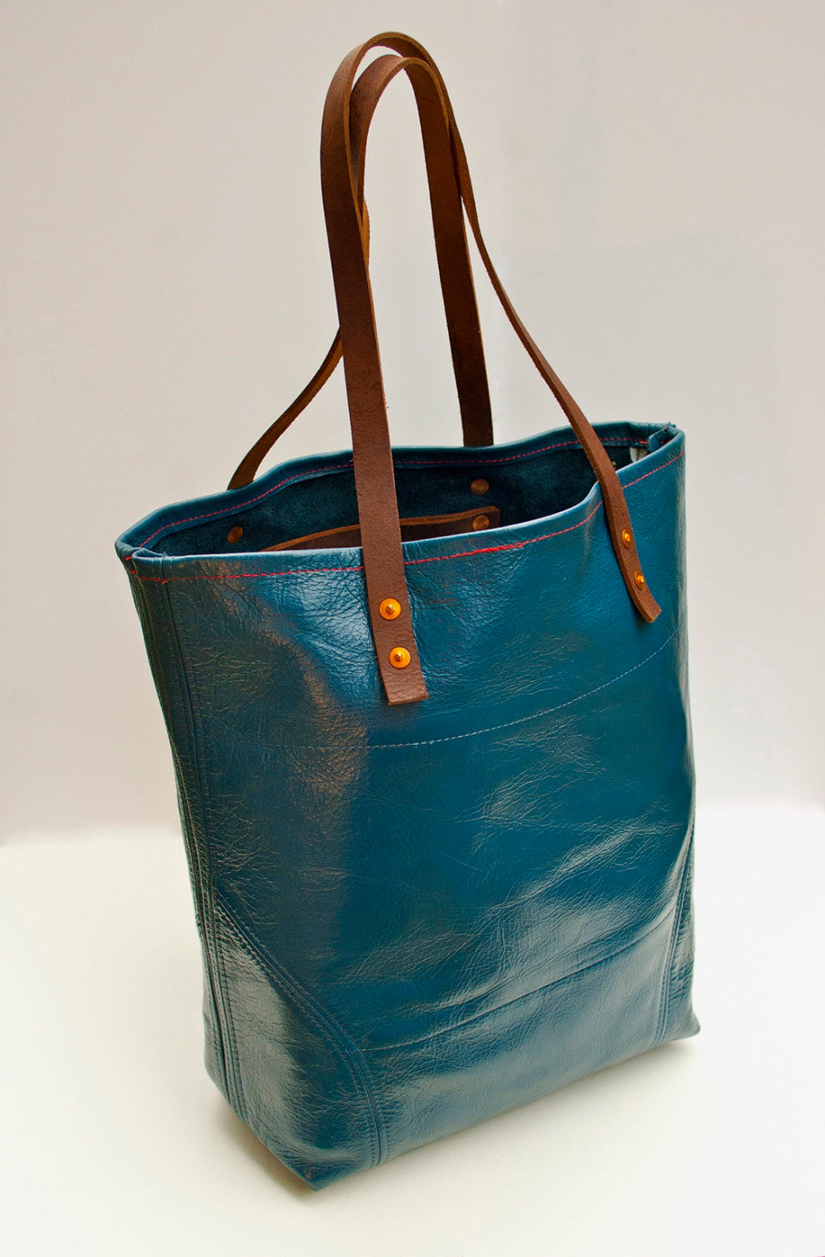 Skybage Kitty Hawk Leather Tote