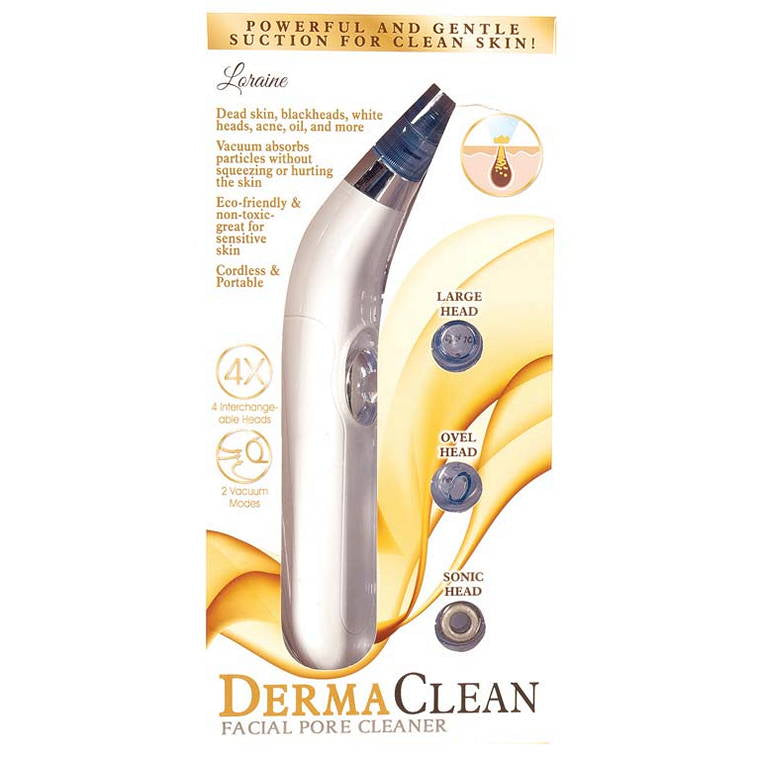 Derma Clean Facial Pore Cleaner