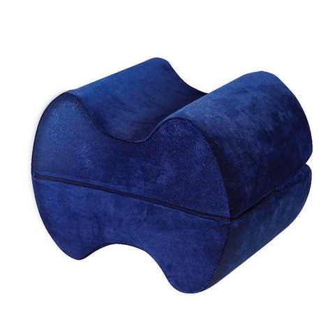 Miracle Adjustable Knee Pillow Blue,
