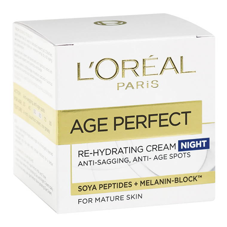 Loreal Age Perfect Night Cream, 50Ml