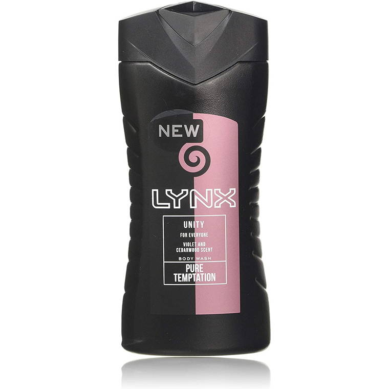Lynx Shower Gel , 250Ml, Unity Pure Temptation