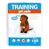 Puppy Training Pads 100pk 60x60cm 40gm 5gm SAP