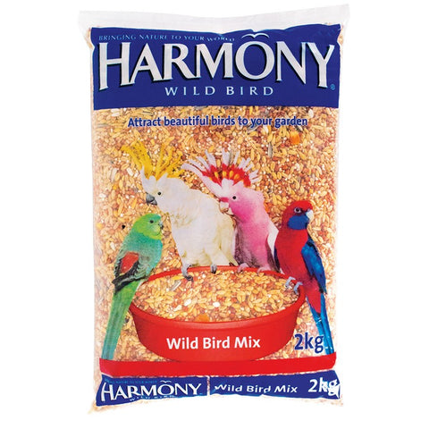 Wild Bird Mix Bird Seed 2Kg