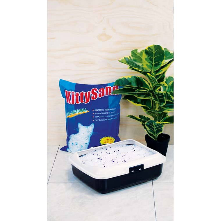 Cat Litter Tray Toilet, 3 Assorted