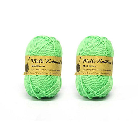 Mint Green Yarn
