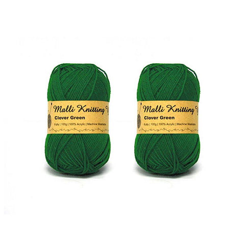 Clover Green Yarn