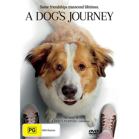 A Dogs Journey (2019) DVD