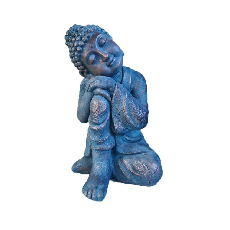 Garden Ornament, Buddha, 3 Assorted