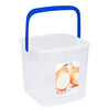Tellfresh S/Storer Square 8.5L Clear/Blue