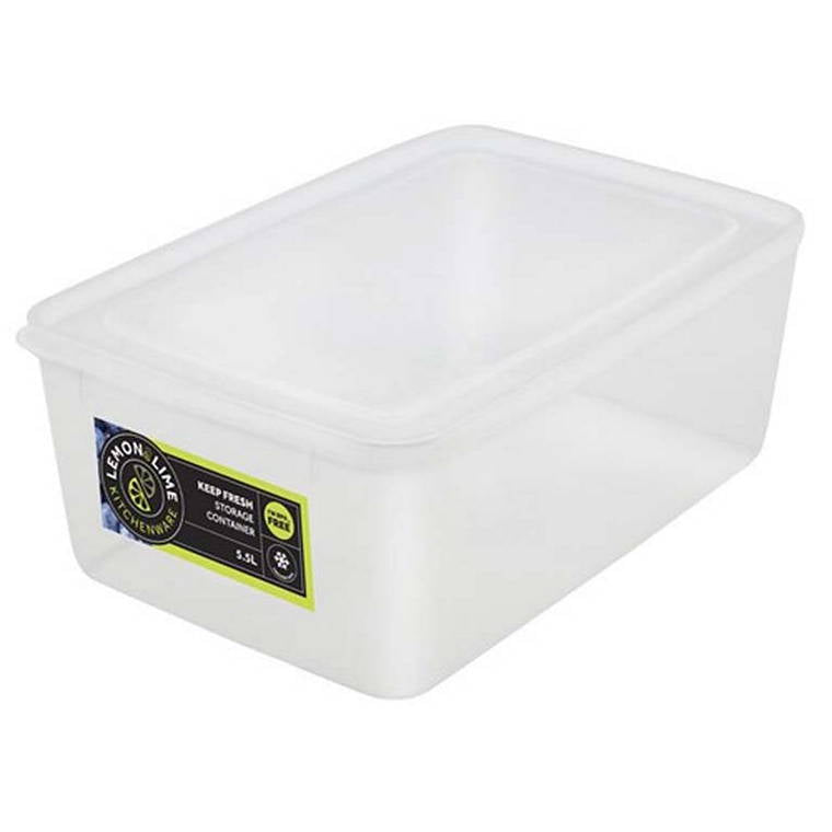 Keep Fresh Food Container, 5.5L