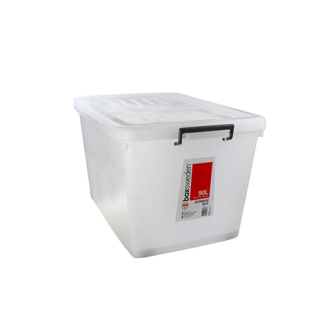 Box Sweden Heavy Duty Storage Tub 90L