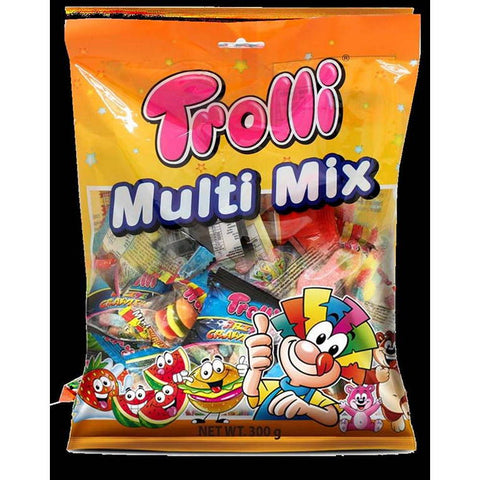 Trolli Multi Mix, 300g