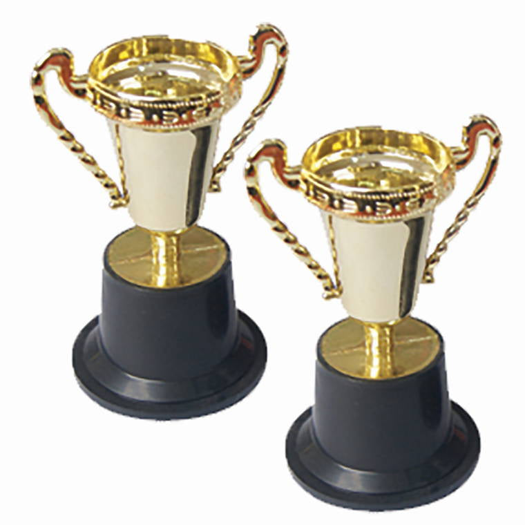 Favour Small Trophy 2Pk