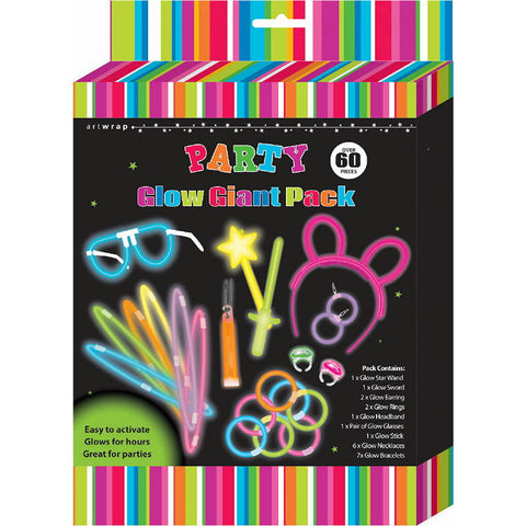 Glow Party Pack 60Pk