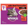Whiskas Tuna in Jelly, 12X85g