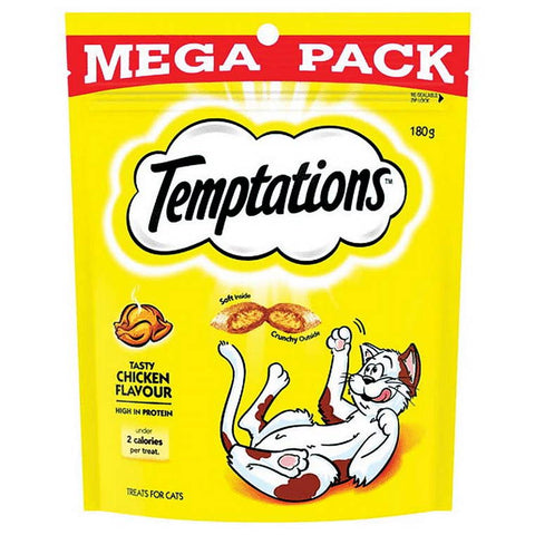 Temptations Tasty Chicken, 85g