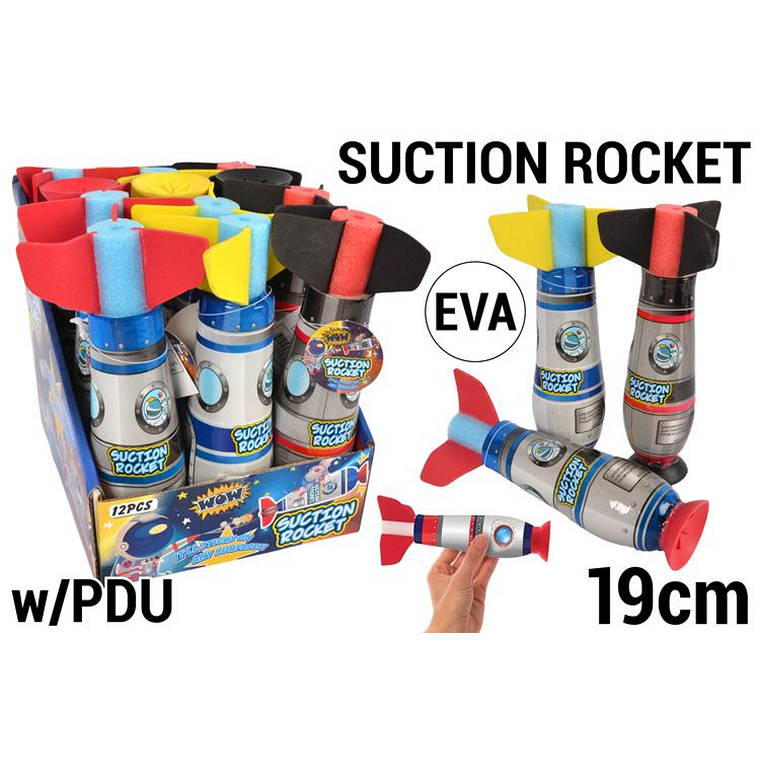EVA Suction Rocket, 1pc