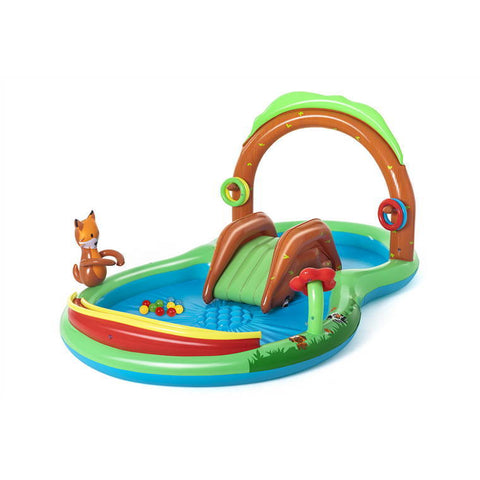 Friendly Woods Pool Play Center 2.95m x 1.99m