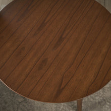 Load image into Gallery viewer, Mid Century Modern Round Side Table - Plugsusa