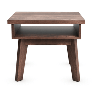 Modern Nightstand Space-Saving Side Sofa End Table - Plugsusa