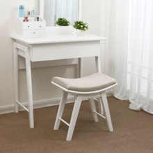 Load image into Gallery viewer, Modern Vanity Makeup Dressing Stool Seat - Plugsusa