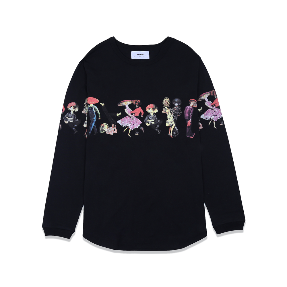 Load image into Gallery viewer, FANTASIA - LONGSLEEVE T-SHIRT