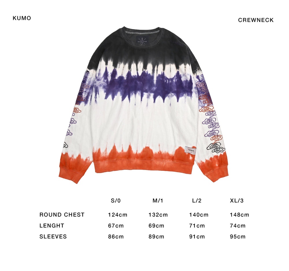 Load image into Gallery viewer, KUMO - CREWNECK