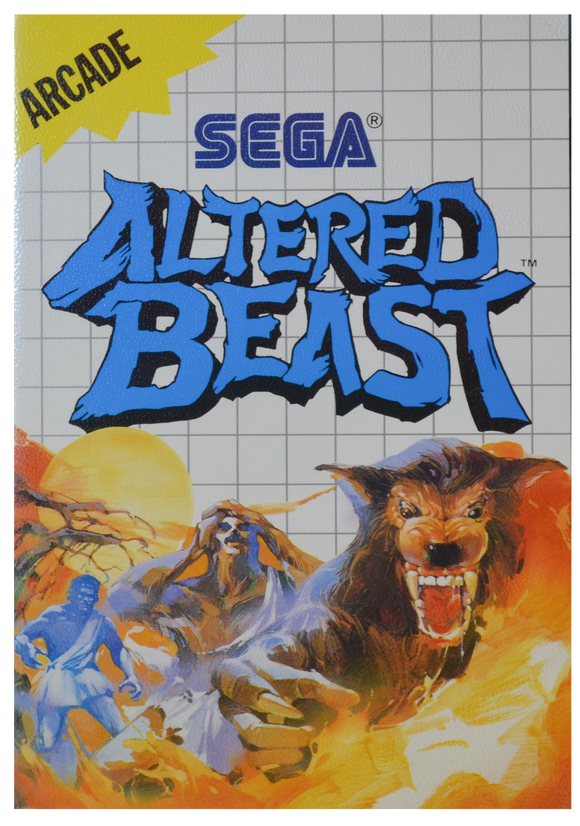 Altered Beast [Boxed]