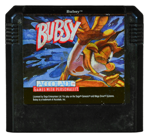 Bubsy in: Claws Encounters of the Furred Kind