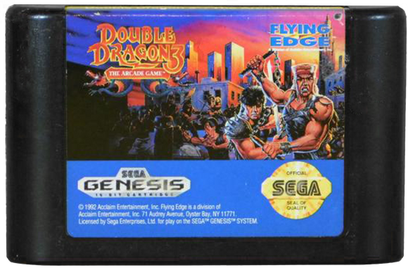 Double Dragon 3: The Arcade Game