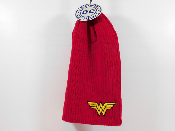 Wonder Woman Logo Slouch Toque