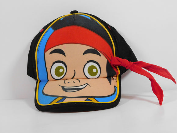 Disney Captain Jake Face Ballcap