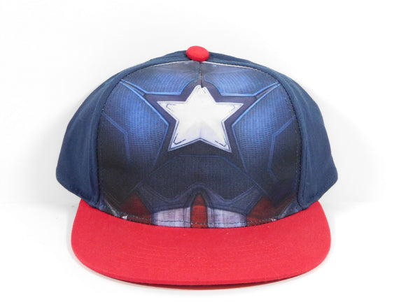 Marvel Captain America Chest Snapback