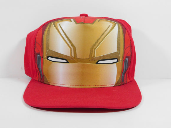 Marvel Iron Man Helmet Snapback