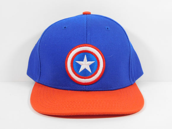 Marvel Captain America Shield Snapback