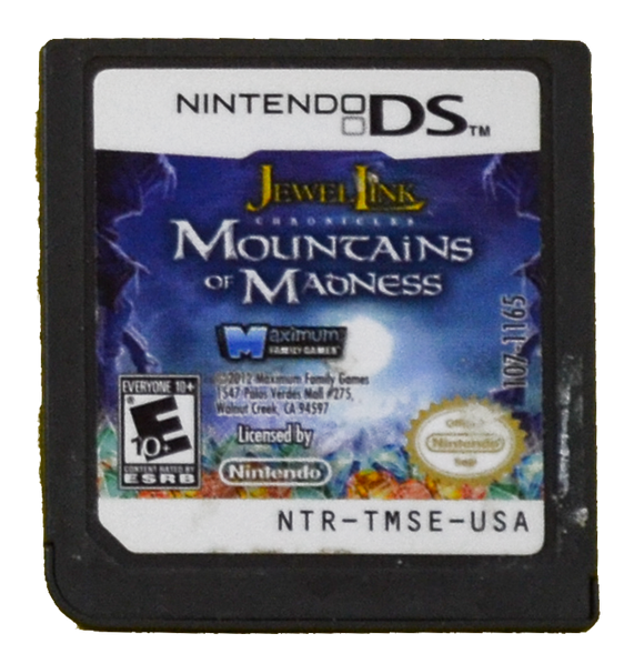Jewel Link Chronicles: Mountains of Madness[Loose]