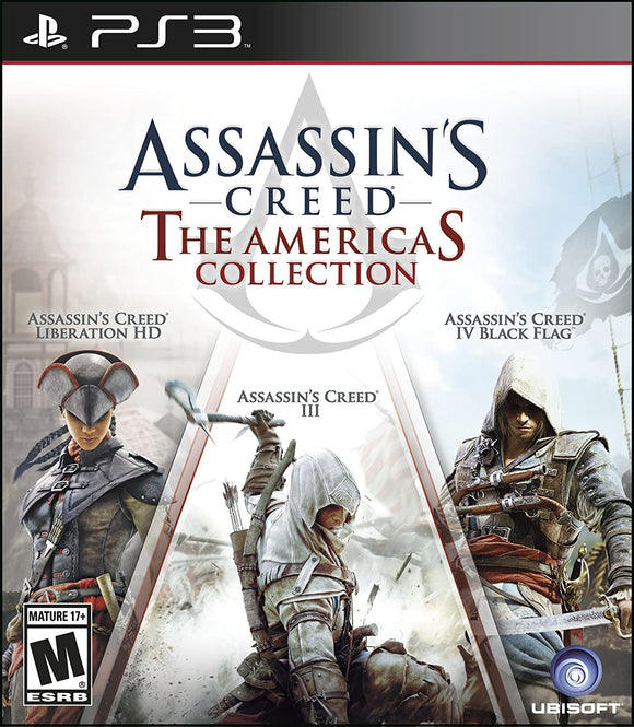 Assassin's Creed - The Americas Collection