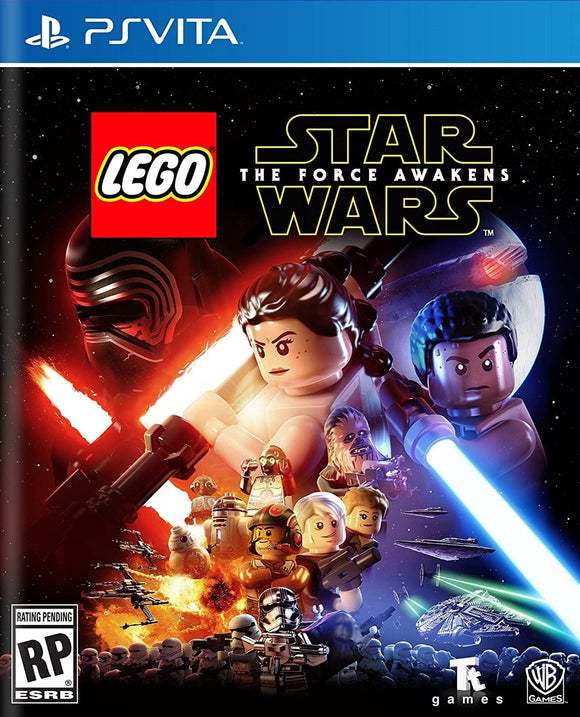 Lego Star Wars: The Force Awakens [Sealed]