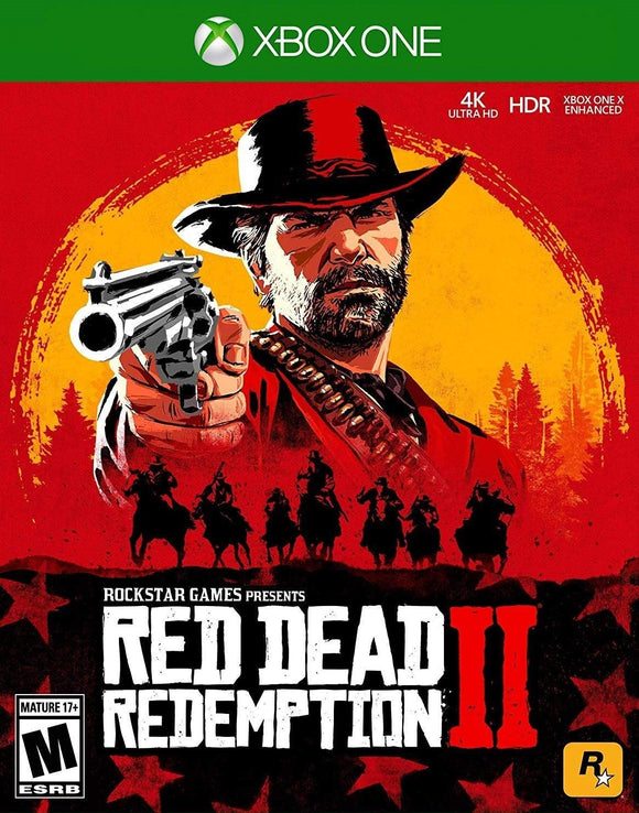 Red Dead Redemption II [Sealed]
