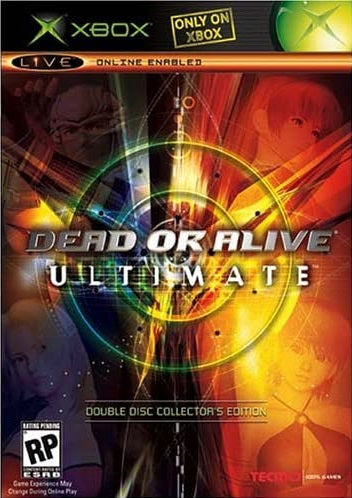 Dead or Alive Ultimate Disc 1
