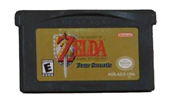 Legend of Zelda: A Link to the Past & Four Swords (The)