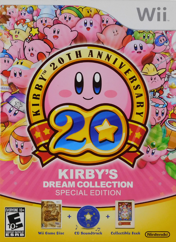 Kirby's Dream Collection Special Edition [Sealed]